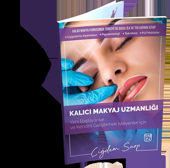 Kalici Makyaj Teknikleri   3B Dik - Kalıcı Makyaj Çalışma Kitabı