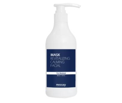 maske - Canlandırıcı ve Yatıştırıcı Yüz Maskesi - Kabin Boy 500 ML.