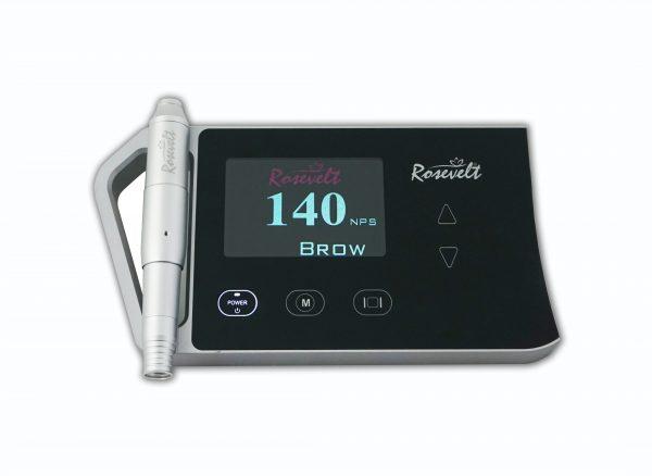 siyah cihaz 600x438 - Rosevelt X5 Kalıcı Makyaj Cihazı