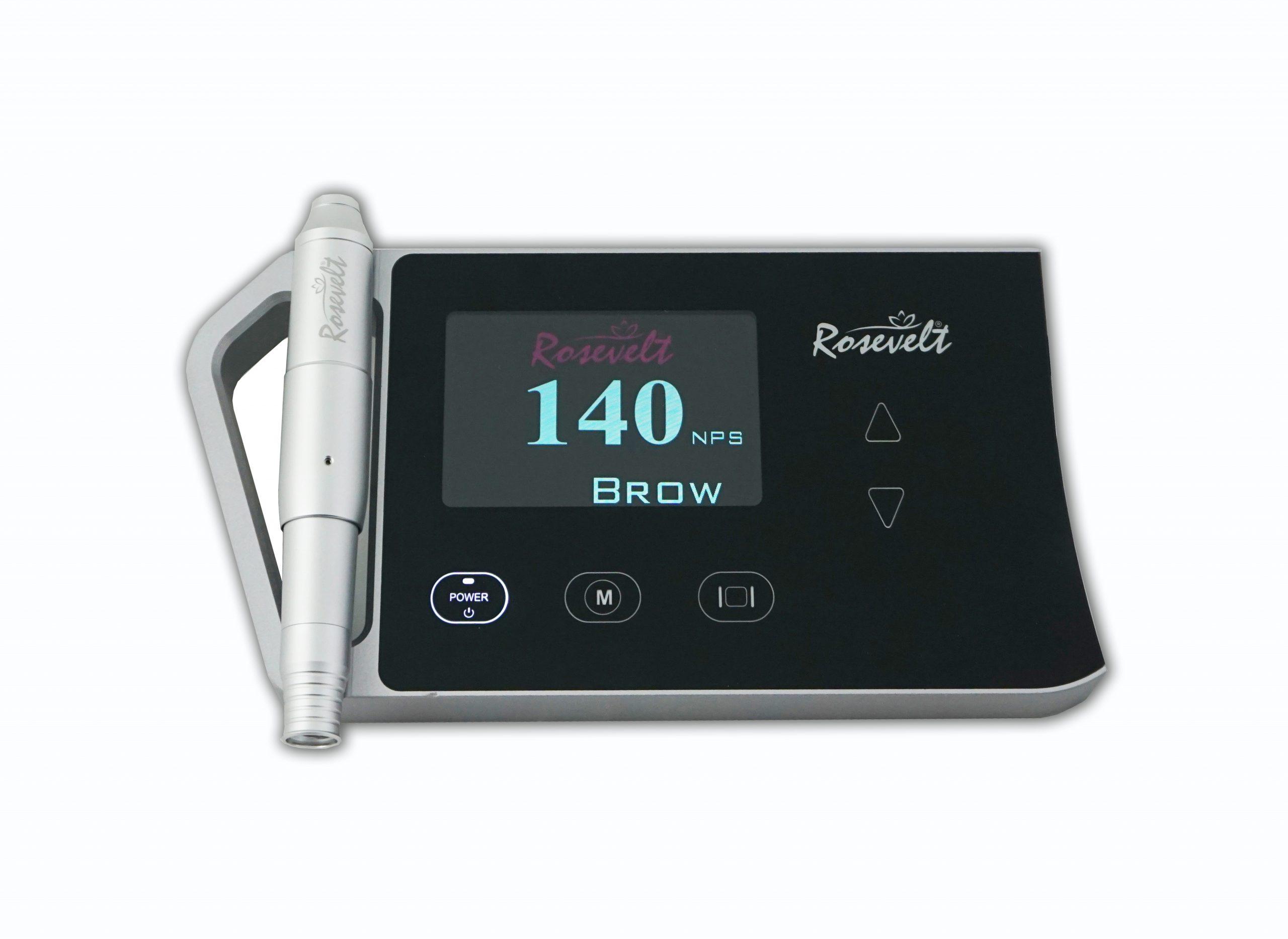 siyah cihaz - Rosevelt X5 Kalıcı Makyaj Cihazı
