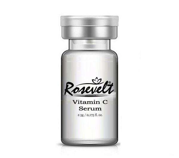 3a46c35815ce4360aec64eb2f50187fd e1615672852971 600x528 - Rosevelt C Vitamin Complex Serum Kutu 5 Ml X 10 Ad Dermaroller Dermapen Serisi